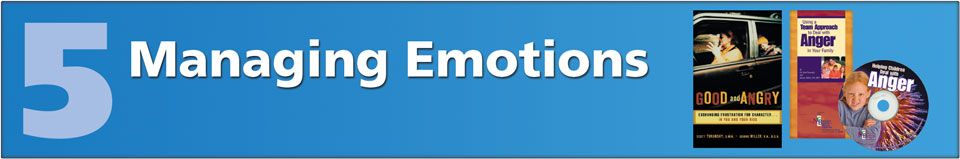 Managing Emotions button