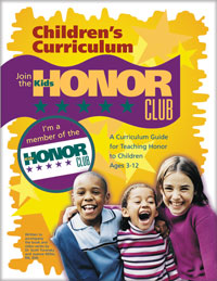 Kids Honor Club book