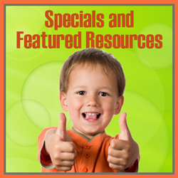 Speicals and Featured Resources