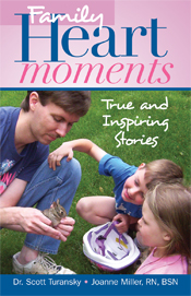 Family Heart Moments Book
