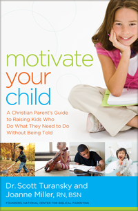 Book Motivate Your Child flat view