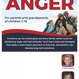 Bad Attitudes and Anger Event Poster