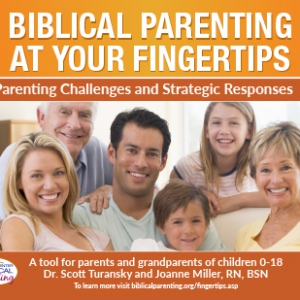 Biblical Parenting at Your Fingertips