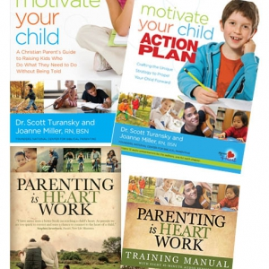 Biblical Parenting Coaching Program Book Package