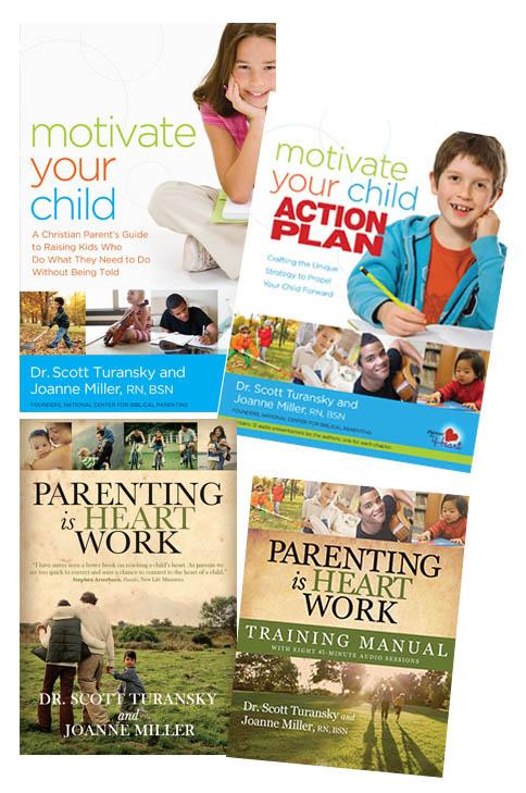 Biblical Parenting Coaching Program Book Package